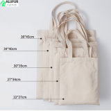 Heavy Natural Canvas Tote Bag with Logo