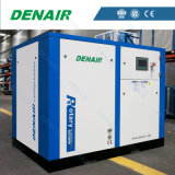 Direct Driven Electric Motor AC Power Stationary Screw Air Compressor