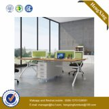 Modern Office Furniture Aluminum Tempered Glass Partition Wall (UL-NM101)
