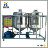 Top Grade Oil Refining Machine/Refined Sunflower Oil