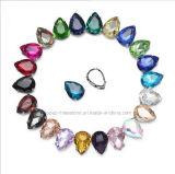 Rhinestone Jewelry Drop Shape Sew on Glass Beads