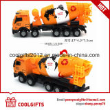 Wholesale Diecast Trucks Toy 1: 43 Mini Cement Mixer Construction Truck