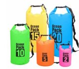 Foldable New PVC Waterproof Bag Sets Outdoor Sport Dry Bag