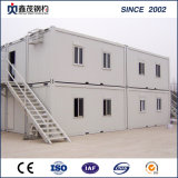 Modular Prefabricated Flat Pack Container Worker House with Bathroom
