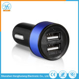 Portable Car Dual USB Car Charger for Mobile Phone