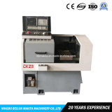 Metal Cutting Auto CNC Machine Tool with Linear Guide Rail