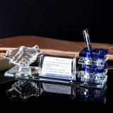 Stationery Pen Holder Business Gifts Crystal Glass Pen Holder