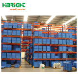 American Style Tear Drop Heavy Duty Warehouse Metal Pallet Racking