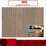 Wood Grain HPL Sheet Used for Door Skin / Kitchen Cabinet Skin