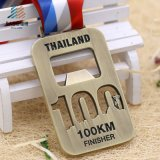 High Quality Hollow Custom Metal Sports Running Marathon Blank Medal