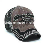 Top Quality Custom Back Embroidery Baseball Cap (FCAP-0013)
