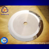 Oversized Circular Cutting Blade for Cutting Adhesive Tape