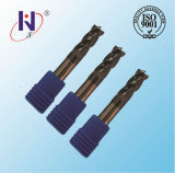 Carbide Cutter 3 Flutes End Mill Tools