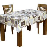 Disposable Tablecloth Custom Printed Paper Table Cover
