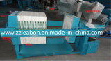 China Mini Oil Filter Press with Competitive Price