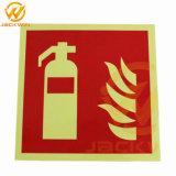 China Manufacture Custom Plastic or Aluminum Traffic Warning Sign