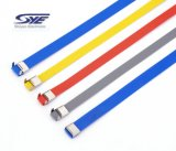 PVC Covered Stainless Steel Cable Ties-O Type Lock (304, 30416)