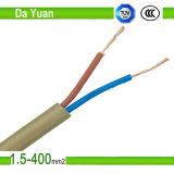 Double 0.8mm PVC/XLPE Insulation Soft Copper Wire Manufacturer in China