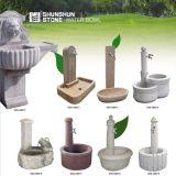 Granite Garden Outdoor Stone Fountain for Derocation