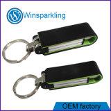 USB Flash Drive OEM Logo Leather USB Key