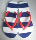 PVC Strap EVA Sole Lady Slipper in Summer 2020
