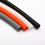 Three Materials PA PP PE Flexible Conduit Corrugated Pipe