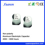 22UF 16V SMD Non Polarized Electrolytic Capacitor Wholesale