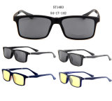 2017 Double Use Fashion Sunglasses and Tr90 Optical Frames