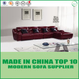 Functional Genuine Leather Sofa Bed for Wholesale