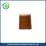 Bck0142 Anodized CNC Profile Aluminium Extruded Heat Sinks