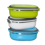 900ml Stainless Steel Bento Lunch Box Food Container with Handle 22147