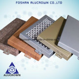 Hot Sale Aluminum Solid Panel for Exterior Wall Decoration