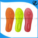 Colorful Bottom of The Embossed Shoe Insoles for Children
