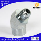 45 Elbow NPT Male NPT Female 5n4 Hydraulic Adapter