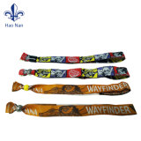 Customized Sublimation Fabric Bracelet for Promotion Gift