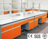 High Quality Lab Furniture (Centre bench) Jh-Wf015