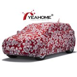 Outdoor Water-Proof Full Car Cover Printed Design Customized Auto Covers
