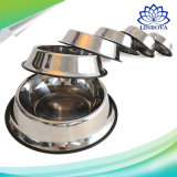 Stainless Steel Cat Dogs Food Bowl & Water Bowl Pet Feeder