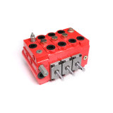 P40 Rexroth One Spool Manual Hydraulic Parts Monoblock Directional Flow Control Valve