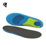 Superior Shock Absorption and Arch Support Sport Insole Arch Design Anti-Slip Pain Relief PU Gel Sport Insole