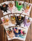 South Korea Creative Star Birthday Greeting Card DIY Dry Flower New Year Thank You Message Teacher's Day Small Card