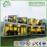 Flat Pack Luxury Mobile Prefabricated Modular Office Portable Prefab Shipping Container