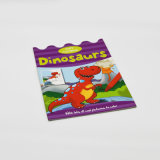 Special Shape Children Drawing Saddle Stitch Book