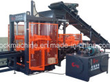 Qt3 Automatic Hydraulic Color Paving Block Machine