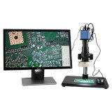 Lab Stereo Video Microscope for Research