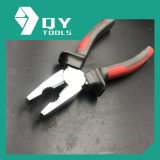 Fine Polished Classic Handle Multi-Use Combination Pliers, Nipper Pliers