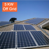 Cheap Price 5kw off Grid Solar PV Power System Supplier