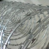 Cross Type Cbt-65 Razor Barbed Wire