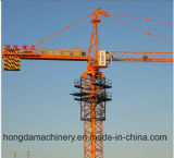 Hongda 8 Ton Good Quality Tower Crane-Qtz80