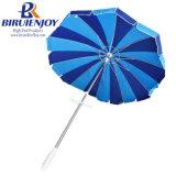 Best Price Strong Outdoor Beach Umbrella Arc 200 Cm with Screw Ending